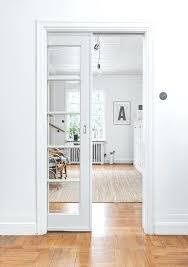 best interior sliding doors ideas glass pocket glasgow
