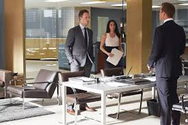 Suits harvey specter office Lamp Perhaps Youve Noticed That Harvey Specters Office Is Missing Something Drawers Guess Thats Because Donna Takes Care Of Everything He Needs To Hide Utility Design Style Your Office Or Home Like Suits Harvey Specter Utility
