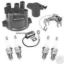 Forklift Tune Up Kit Parts - Toyota 4P ENGINE | eBay