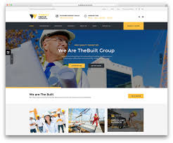 Construction Website Templates 24 Best Construction Company WordPress Themes 24 Colorlib 12