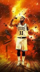 Kyrie Irving Celtics Wallpaper bearbeiten - irving Tapete - 736x1308 -  WallpaperTip