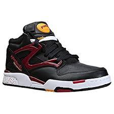 reebok high tops classic. reebok classic pump omni lite kids junior hi top basketball inspired boys trainers: amazon.co.uk: sports \u0026 outdoors high tops i