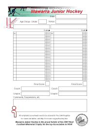 Cricket Score Sheet 20 Overs Excel Darts Score Sheet Blank Hockey Sheets Cricket Game
