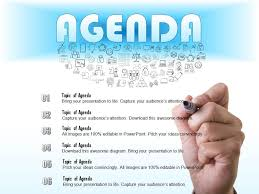 How To Write An Agenda Of A Meeting 0714 Business Consulting Write An Agenda For A Meeting