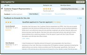 The Applicant Tracking screen in The Resumator, showing the applicant's  current status and comments from other reviewers.