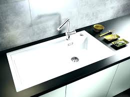 Blanco Ikon 33 Anthracite Farm Sink Medium Size Of Sinks For Reviews With  Copper Apron Inch  Price  Cinder68