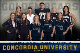 Concordia has 11 earn Myles Brand Academic honor - Concordia University,  St. Paul Athletics