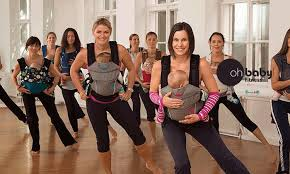 Mom and Baby Fitness (8-week series) w/ Tami Smith - Berkshire Yoga Dance &  Fitness