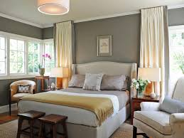 traditional master bedroom grey. Grey And Yellow Traditional Bedroom I Desperately Want To Paint Our Gray Love This Toned-down Take On The Trend, Master D
