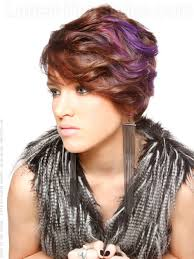 foxy short hairstyles for thick hair
