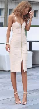 25 best ideas about Nude dress on Pinterest Wedding guest.