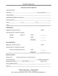 Payment Plan Template Form Payment Plan Template Agreement Sample Opusv Co