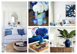 Turquoise Accessories For Living Room Colour Crush Indigo Interior Decor For Your Living Area