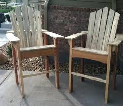 Tall Adirondack Chairs Coral Coast Big Daddy Reclining Wood Chair