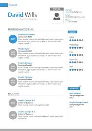 Professional Resume Template Design Pinterest Professional