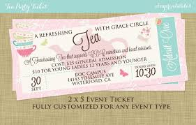 13 Fundraiser Ticket Designs And Examples Psd Ai Examples