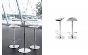 ... Contemporary bar stool / metal FLAY Ondarreta
