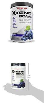 scivation xtend bcaa g 30 servings post workout powder recovery