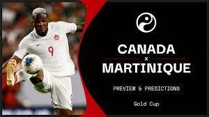 Canada vs Martinique live stream ...