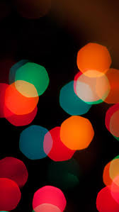 holiday lights wallpaper iphone. Exellent Lights Christmas Holiday Lights Bokeh IPhone 5 Wallpaper With Iphone S