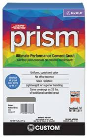 Custom Grout Color Chart Prism Color Stain Resistant Grout Custom Building Products