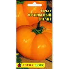 """<b>Семена томата</b> """"Оранжевый Гигант"""" от Агрофирмы """"Алена Люкс ..."""