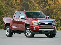 Chevrolet Colorado and GMC Canyon Provide Viable Alternative to Full ...