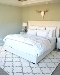 white rug under bed review of the nickel area rug paint the world within what size