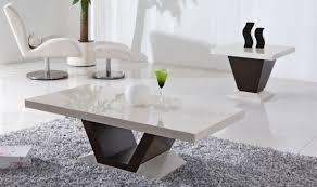 Astonishing Modern Small Tables For Living Room Bedroom White