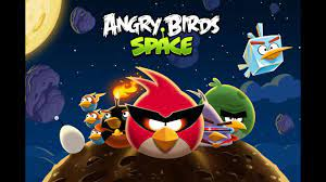 All Angry Birds Space Sounds - YouTube