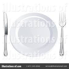 Place Setting Clipart 1089752 Illustration By