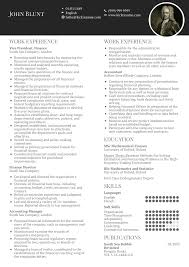 Resume Examples For Accounting 60 Accountant Resume Samples That'll Make Your Application Count 36