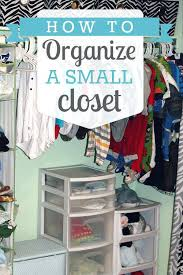 how to organize a small closet make the best of your small closet how to organize