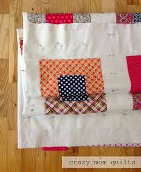 crazy mom quilts: Machine Quilting 101: Basting & The purpose of basting is simple: to temporarily hold the layers of the  quilt sandwich (backing, batting and top) together until you get them  quilted. Adamdwight.com