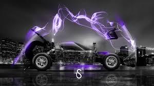 lamborghini miura crystal energy car
