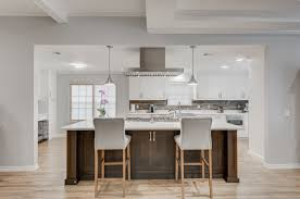 Stunning Home Remodels That Bring The Wow Factor Redesign And Build Stunning Kitchen Remodel Houston Tx Property