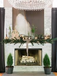 Cheap Fireplace Makeover Ideas Before And After Fireplace Makeovers Hgtv