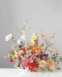 Make Crepe Paper Flower How To Make Paper Flowers Martha Stewart Weddings
