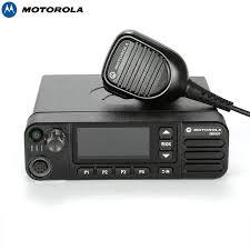 motorola vhf radio. motorola dm4600 25w uhf/vhf mobile car radio dmr walkie talkie vhf 4