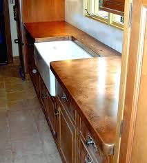 awesome copper kitchen countertop ideas