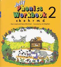 Jolly Phonics Alphabet Chart Jolly Phonics Workbook 2 C K E H R M D