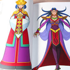 image result for gyakuten saiban 6 art book