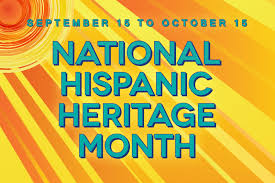 national hispanic heritage month years of observation  national hispanic heritage month 49 years of observation