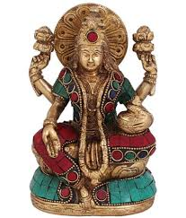 On Brass Snapdeal Price Craft India Best Idol At Laxmi Idol Buy In Arihant
