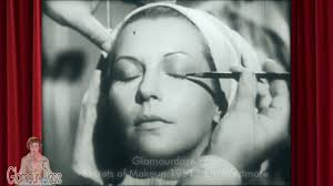 1950s makeup vine tutorial by ern westmore 1951