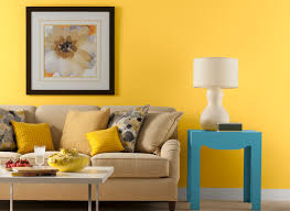 Yellow Gold Paint Color Living Room Living Room In Warm Gold Living Rooms Rooms By Color Color