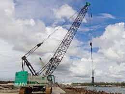 Hitachi Sumitomo Scx1000a 3 Crawler Crane Arrives In Aus
