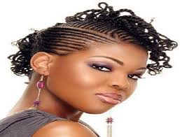 Black Women Hair Style amazing braided hairstyles for black women the natural braided 5066 by wearticles.com