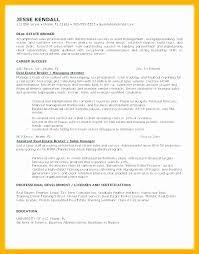 42 Unique Real Estate Appraiser Resume Linuxgazette