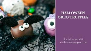 halloween oreo balls. Interesting Balls To Halloween Oreo Balls E